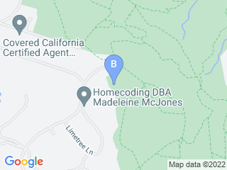 Map of All Pets Veterinary Hospital Dog Boarding options in Rancho Palos Ver | Boarding