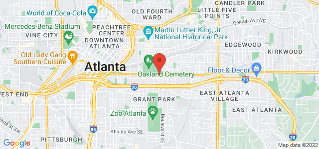 Foxgloves & Ivy Map