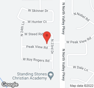 2322 W PEAK VIEW Road