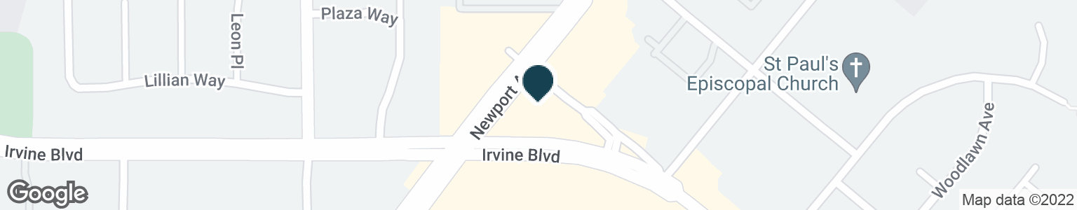 Google Map of13052 NEWPORT AVE