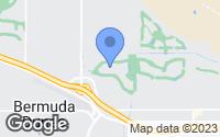 Map of Indio, CA