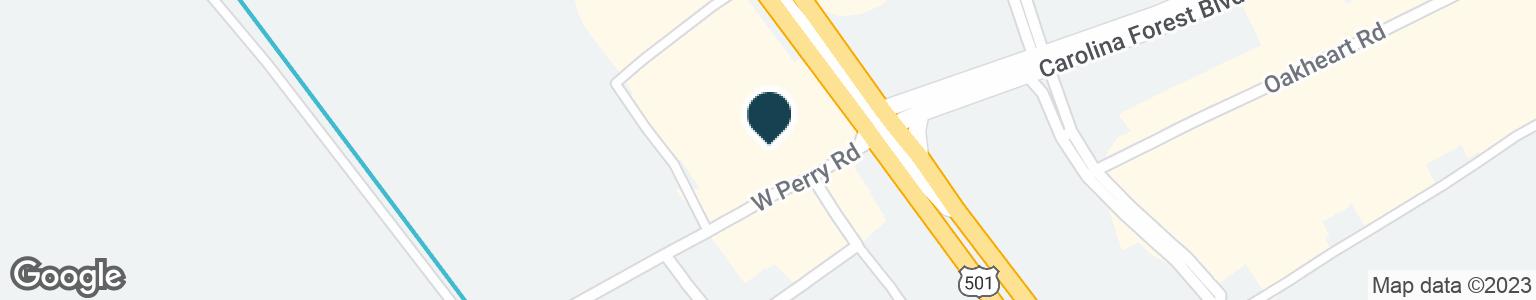 Google Map of4779 HIGHWAY 501