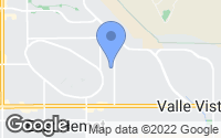 Map of Hemet, CA