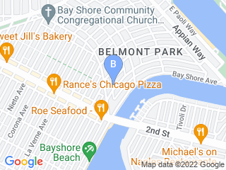 Map of Alpha Pet Care Dog Boarding options in Long Beach | Boarding