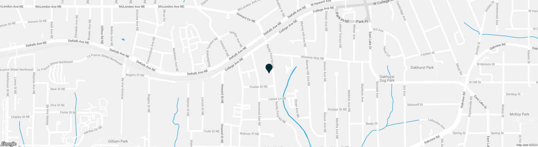 254 Rockyford Road NE Atlanta GA 30317