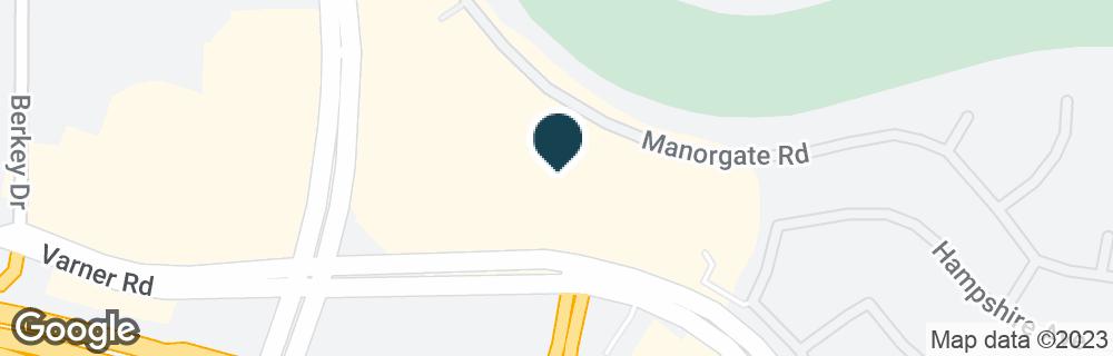 Google Map of78218 VARNER RD