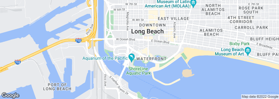 Hotels In Long Beach Near The Pike