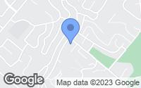 Map of Santa Ana, CA