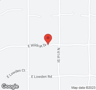 6019 E WILDCAT Drive