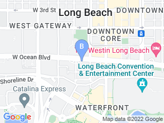 Map of Dog Sense Dog Boarding options in Long Beach | Boarding