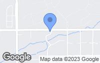Map of Cave Creek, AZ