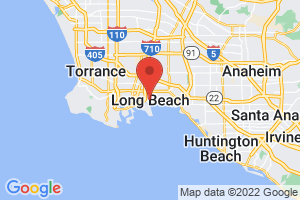 Map of Long Beach