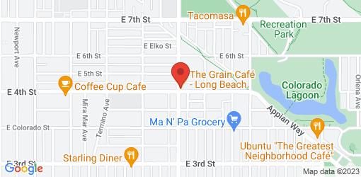 Directions to The Grain Café