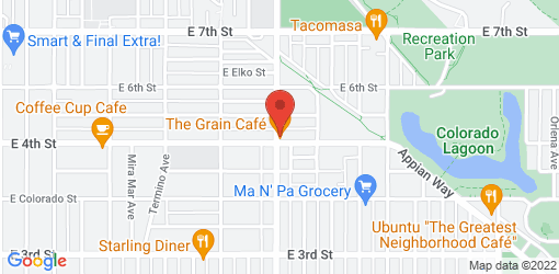 Directions to The Grain Cafe