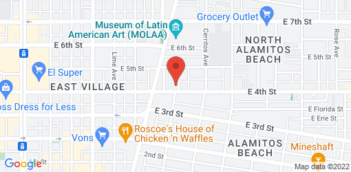 Directions to Seabirds Kitchen - Long Beach