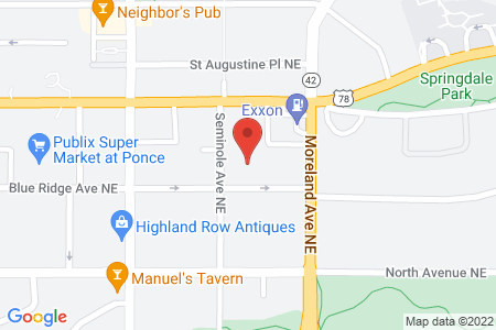 static image of675 Seminole Avenue Northeast, Suite 310, Atlanta, Georgia