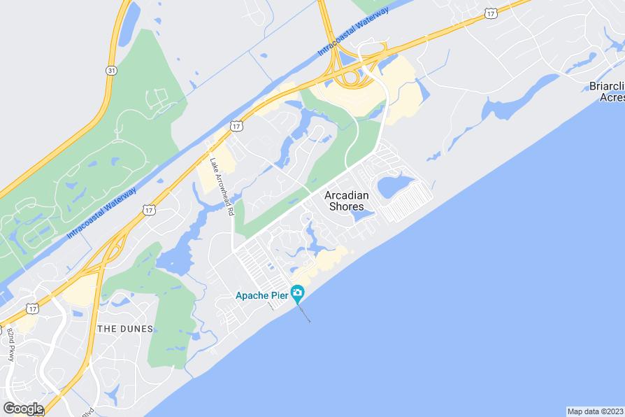Central Myrtle Beach Condos