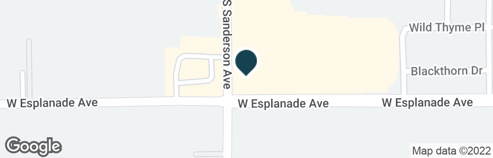 Google Map of2261 W ESPLANADE AVE