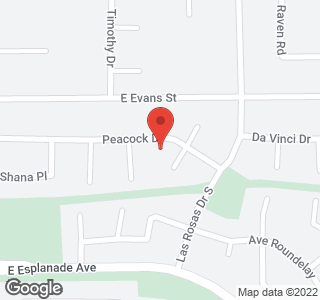 1070 Peacock Dr