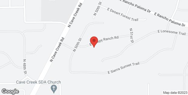 5031 E SLEEPY RANCH Road Cave Creek AZ 85331
