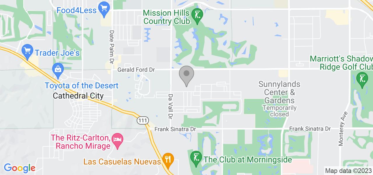 4 Silver Cir, Rancho Mirage, CA 92270, USA