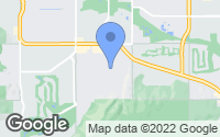 Map of Palm Springs, CA