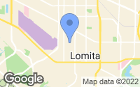 Map of Lomita, CA