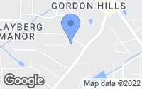 Map of Mableton, GA