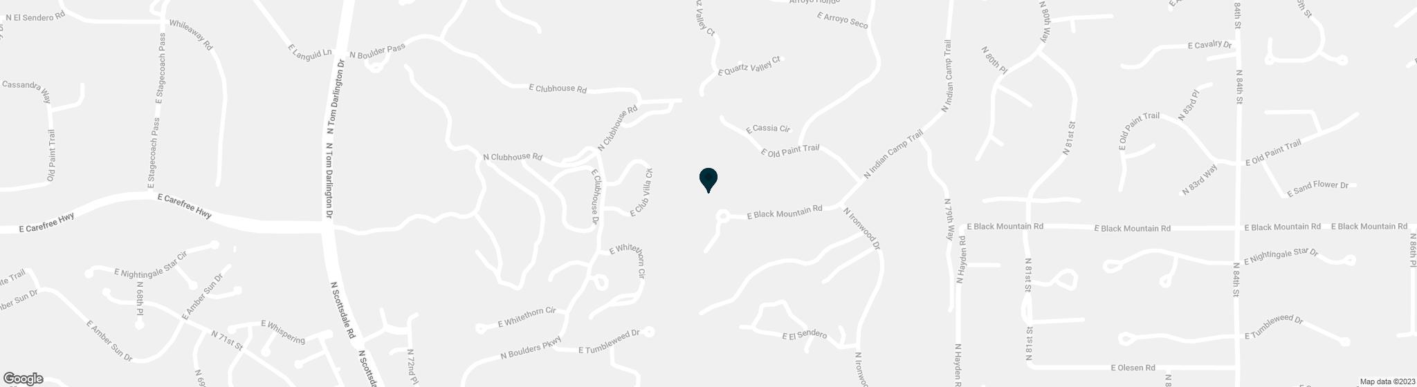 7692 E Black Mountain Road #7 Scottsdale AZ 85266