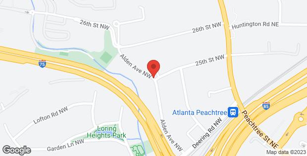 72 Alden Avenue NW Atlanta GA 30309