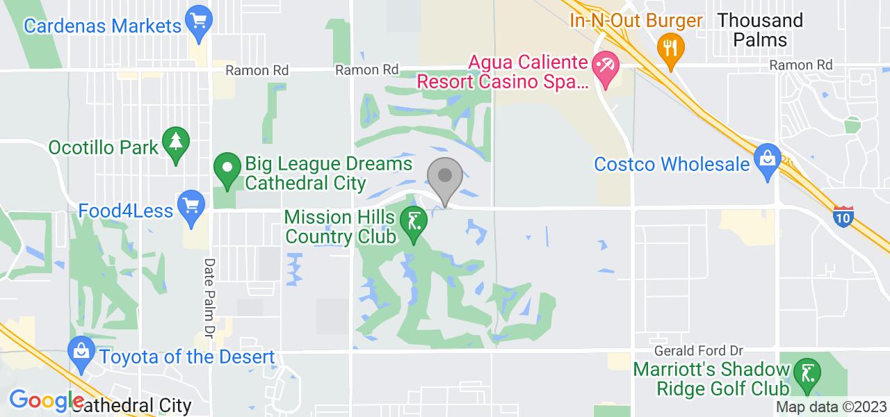 108 Mission Lake Way, Rancho Mirage, CA 92270, USA