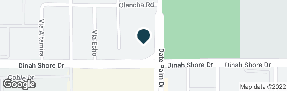 Google Map of33975 DATE PALM DR