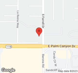 2454 E Palm Canyon Drive
