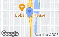 Map of Long Beach, CA