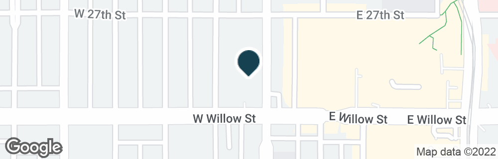 Google Map of2627 PACIFIC AVE