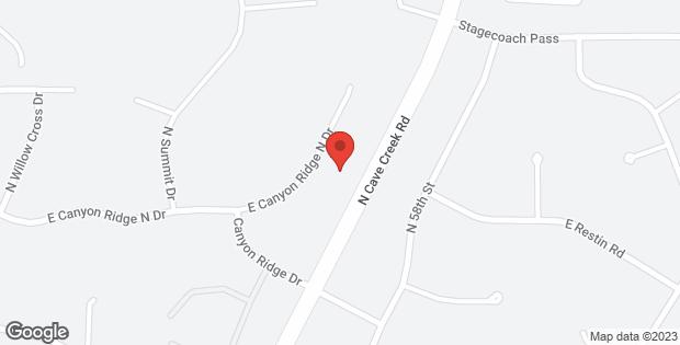5741 E CANYON RIDGE NORTH Drive Cave Creek AZ 85331
