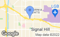 Map of Signal Hill, CA