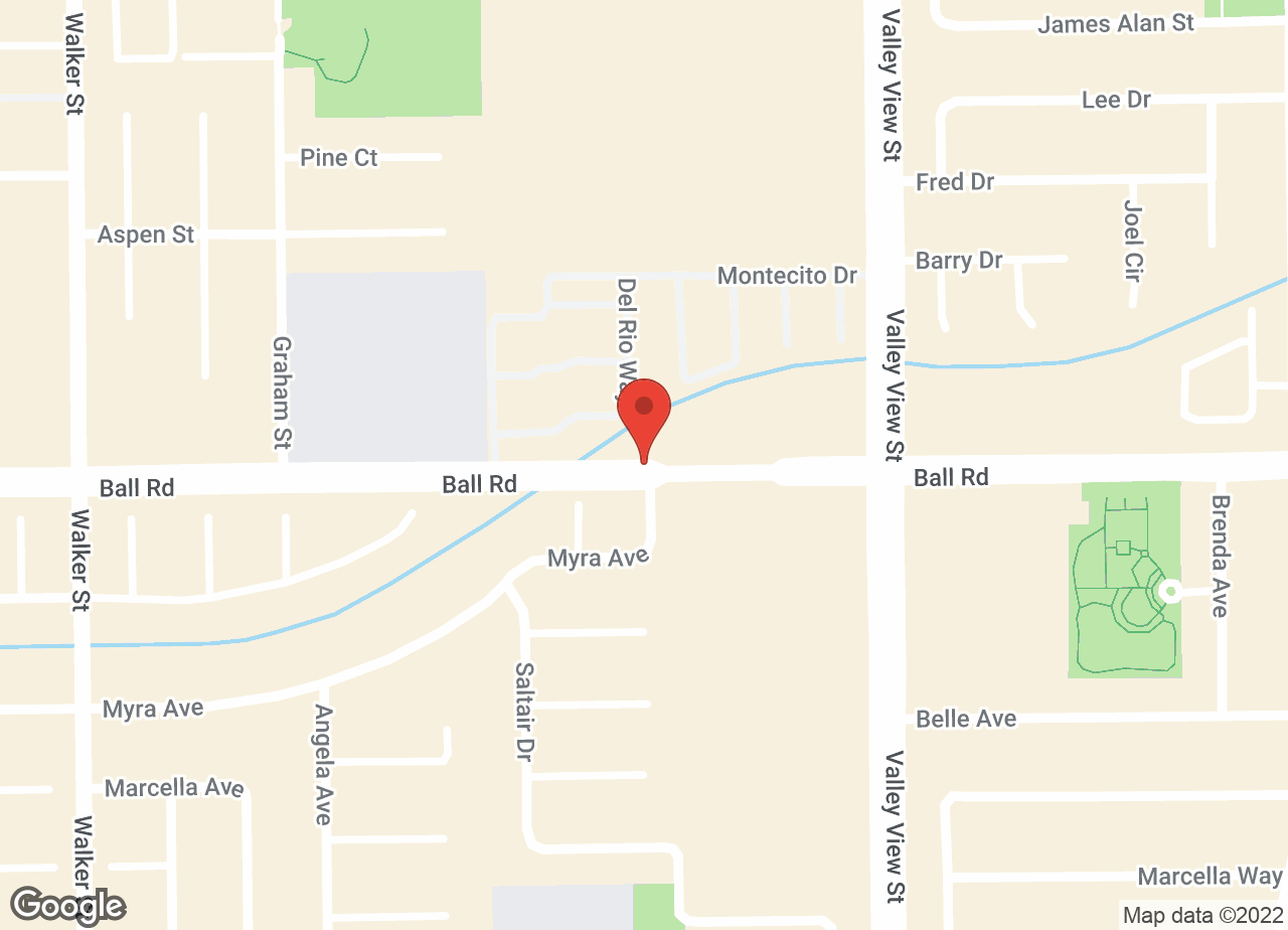 Google Map of VCA College Park - Ana Brook Animal Hospital