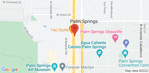 Directions to Peppers Thai Palm Springs