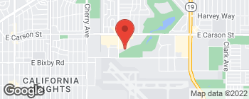 Map of 3950 Paramount Blvd in Lakewood