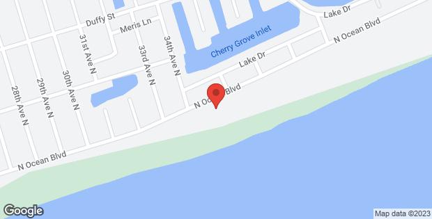 3500 N Ocean Blvd. #1109 North Myrtle Beach SC 29582