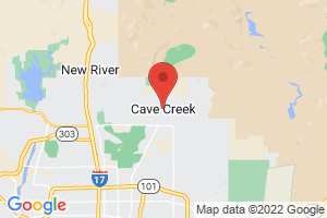 Map of Cave Creek