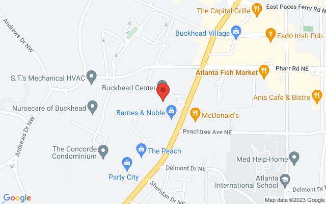 static image of 2964 Peachtree Road, Suite 760, Atlanta, Georgia