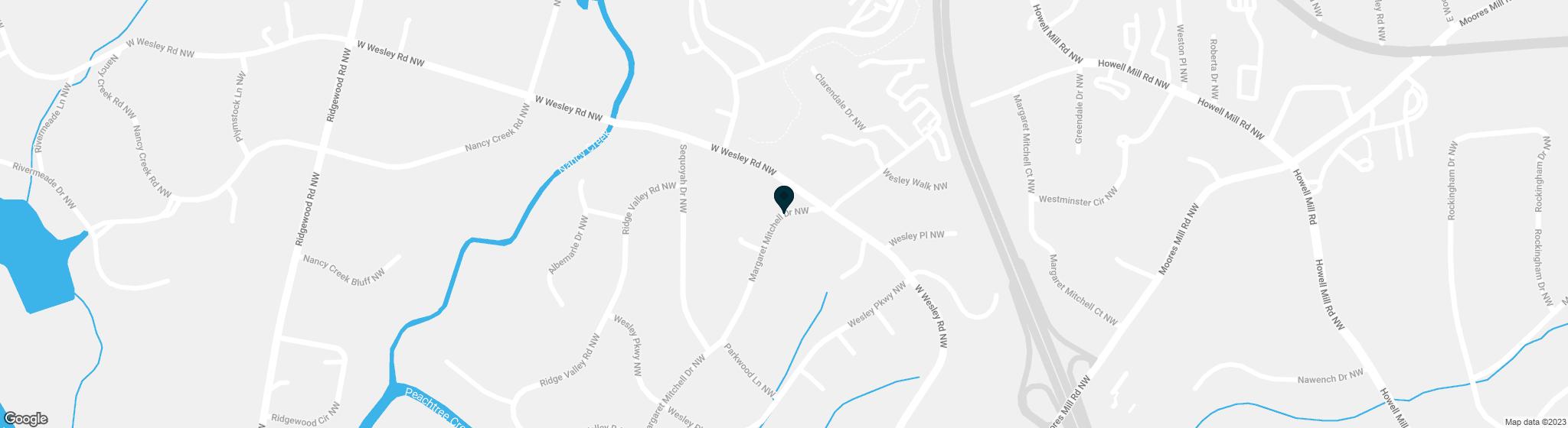 2899 Margaret Mitchell Drive NW Atlanta GA 30327