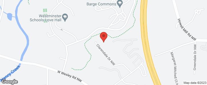 3081 Clarendale Drive NW Atlanta GA 30327