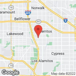 Cerritos Spine and Rehabilitation on the map