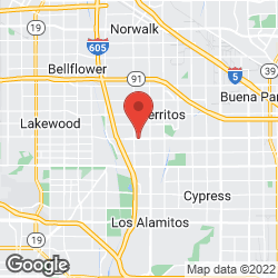 Cerritos Tailor Shop on the map