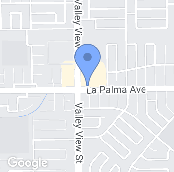 Map of El Pollo Loco