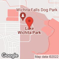 [LAKE WICHITA #1 Map]
