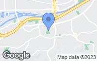 Map of Anaheim, CA